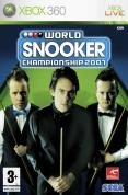 World Snooker Championship 2007 for XBOX360 to rent