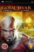 God of War Chains of Olympus for PSP to rent
