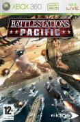 Battlestations Pacific for XBOX360 to rent