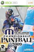 Millennium Series Championship Paintball 2009 for XBOX360 to rent