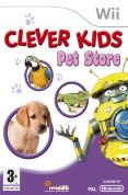 Clever Kids Pet Store for NINTENDOWII to rent