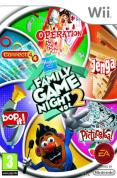 Hasbro Family Game Night Vol 2 for NINTENDOWII to rent