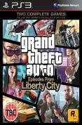 Grand Theft Auto Episodes From Liberty City (GTA) for PS3 to rent