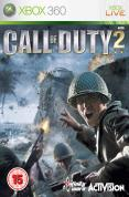 Call of Duty 2 for XBOX360 to rent