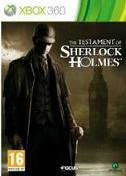 The Testament Of Sherlock Holmes for XBOX360 to rent