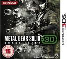 Metal Gear Solid Snake Eater 3D (3DS) for NINTENDO3DS to rent