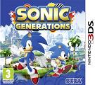 Sonic Generations (3DS) for NINTENDO3DS to rent