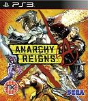 Anarchy Reigns for PS3 to rent