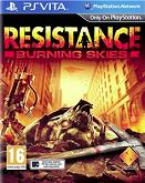 Resistance Burning Skies (PSVita) for PSVITA to rent