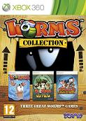 Worms Collection for XBOX360 to rent