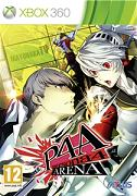 Persona 4 Arena (P4A Persona 4 Arena) for XBOX360 to rent
