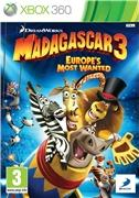 Madagascar 3 Europes Most Wanted for XBOX360 to rent