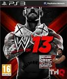 WWE 13 for PS3 to rent