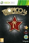 Tropico 4 Gold Edition for XBOX360 to rent