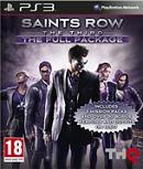 Saints Row The Third The Full Package for PS3 to rent