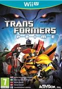 Transformers Prime for WIIU to rent