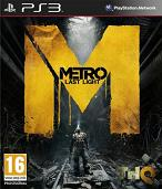 Metro Last Light for PS3 to rent
