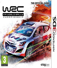 WRC Official Game of the FIA World Rally Championship