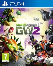 Plants Vs Zombies Garden Warfare 2 for PS4 to rent