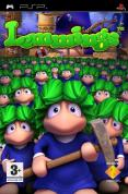 Lemmings for PSP to rent