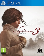 Syberia 3 for PS4 to rent