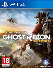 Tom Clancys Ghost Recon Wildlands for PS4 to rent