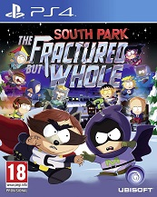 South Park The Fractured But Whole for PS4 to rent