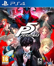 Persona 5  for PS4 to rent