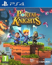 Portal Knights for PS4 to rent