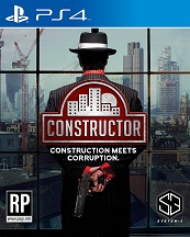 Constructor for PS4 to rent