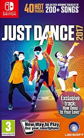 Just Dance 2017 for SWITCH to rent