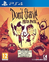 Dont Starve Mega Pack for PS4 to rent