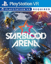 StarBlood Arena PSVR for PS4 to rent