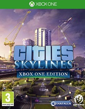 Cities Skylines for XBOXONE to rent