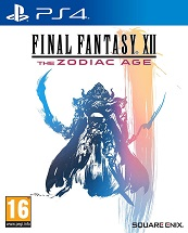 Final Fantasy XII The Zodiac Age for PS4 to rent