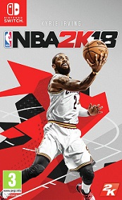 NBA 2K18 for SWITCH to buy