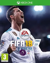 FIFA 18 for XBOXONE to rent
