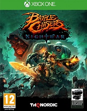 Battle Chasers Nightwar for XBOXONE to rent