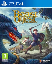Beast Quest The Official Game for PS4 to rent