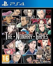 The Nonary Games for PS4 to rent