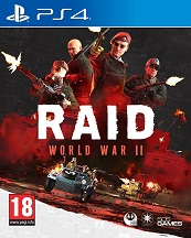 RAID World War II for PS4 to buy