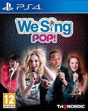 We Sing Pop for PS4 to rent