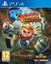 Rad Rodgers World One for PS4 to buy