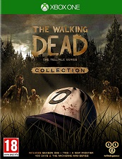 The Walking Dead Telltale Series Collection for XBOXONE to rent
