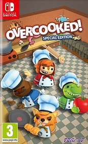 Overcooked for SWITCH to buy