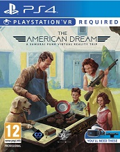 The American Dream PSVR for PS4 to rent