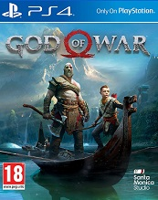 God of War for PS4 to rent