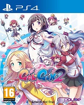 Gal Gun 2 for PS4 to rent