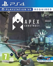 Apex Construct PSVR for PS4 to rent
