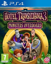 Hotel Transylvania 3 Monsters Overboard for PS4 to buy